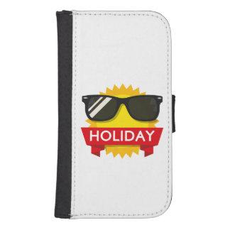 Cool sunglass sun samsung s4 wallet case