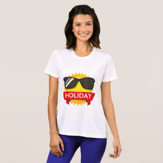 Cool sunglass sun T-Shirt
