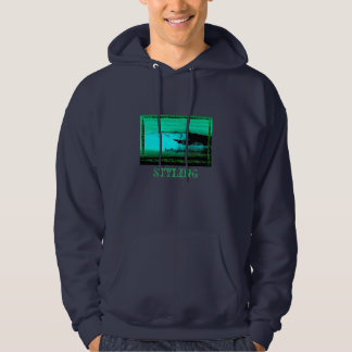 Cool surf hoodie for men and boys