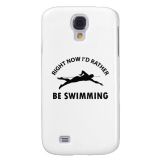 Cool swimming designs samsung galaxy s4 case