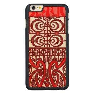 Cool symmetrical tribal Marquesas tattoo design