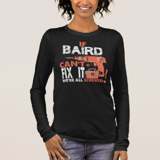 Cool T-Shirt For BAIRD