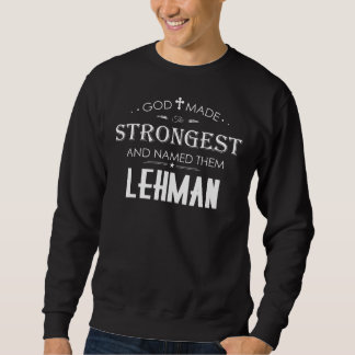 Cool T-Shirt For LEHMAN