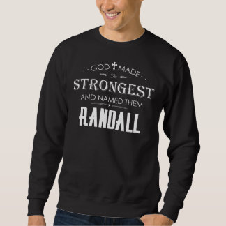 Cool T-Shirt For RANDALL