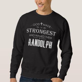 Cool T-Shirt For RANDOLPH