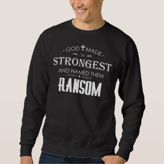 Cool T-Shirt For RANSOM