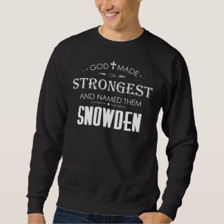 Cool T-Shirt For SNOWDEN