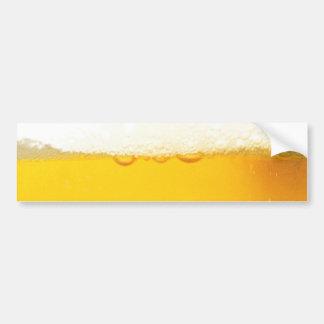 Cool Tasty Beer Bumper Sticker
