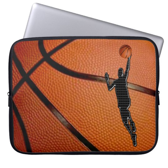 Cool Techno Basketball Cases for Laptop Computers