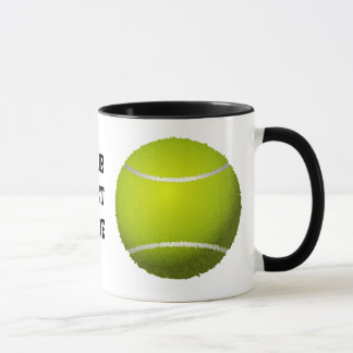 cool tennis ball mugs