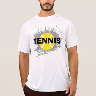 Cool tennis shirt for men | Keep Dry fabric