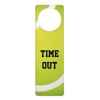 Cool Tennis   Sport Door Hanger