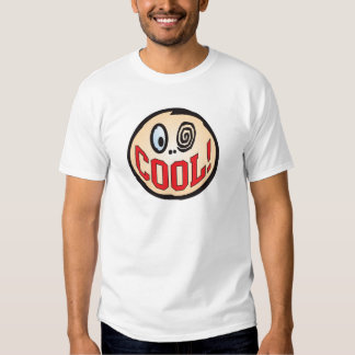 COOL Text Head Tee Shirt