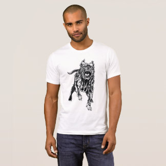 Cool The Walking Dead Zombie Dog  T-Shirt