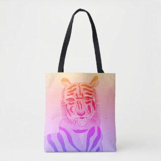 Cool Tiger Tote Bag