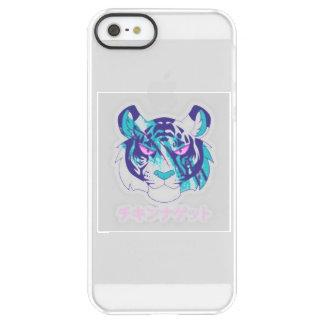 Cool tiger vaporwave phonecase permafrost® iPhone SE/5/5s case