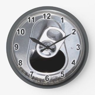 Cool Time Large Clock