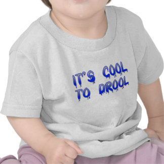 Cool To Drool Baby Infant Kid Child's T-Shirt
