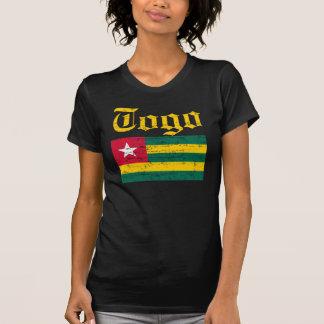 Cool Togolese flag t-shirt