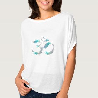 Cool Toned OM Symbol Aum T-Shirt