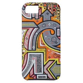 Cool Tough Graffiti Iphone case