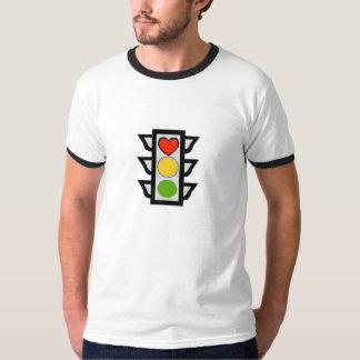 Cool Traffic Light T T Shirt