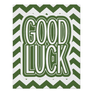 Cool Tree Top – Good Luck - Chevron