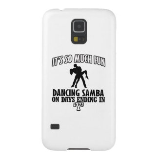 cool Trending Samba dance DESIGNS Cases For Galaxy S5
