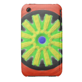 Cool trendy pattern iPhone 3 cases