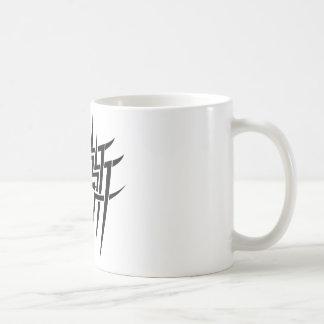 Cool Tribal cross tattoo design Coffee Mugs