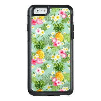 Cool Tropical Pineapple OtterBox iPhone 6/6s Case