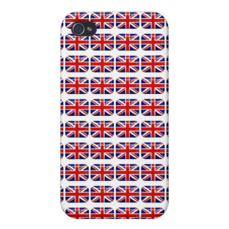Cool Union Jack Flag Pattern Flag iPhone Case iPhone 4 Covers