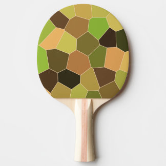 Cool Unique Pattern Ping Pong Paddle