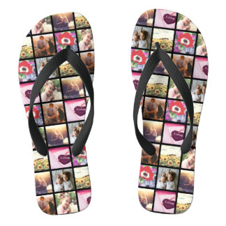 Cool Unique Personalized pictures Thongs