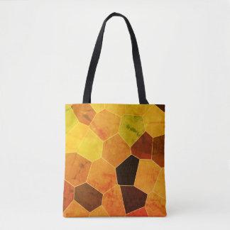 Cool Unique Rustic Pattern Tote Bag