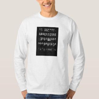 Cool Urban Print Mens Long Sleeve top T-shirts