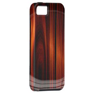 Cool Varnished Wood Look Case