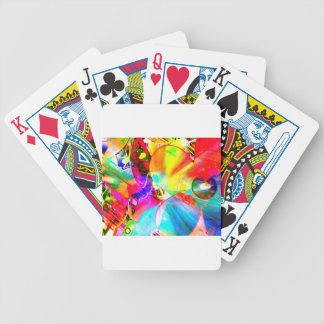 cool view bicycle playing cards