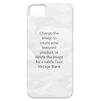 Cool Vintage Blank's Camo (old school) texture iPhone 5 Cases
