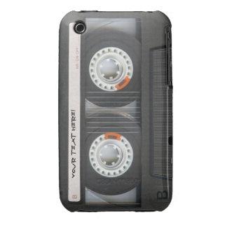 Cool Vintage Cassette Tape - Mixtape iPhone 3 Case-Mate Cases