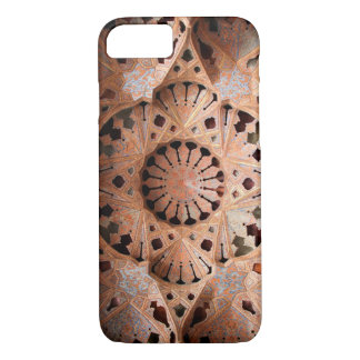 Cool Vintage Ceiling Art in Iran [Photo 174.4] iPhone 8/7 Case