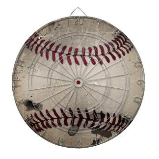 Cool Vintage Grunge Baseball Dartboard