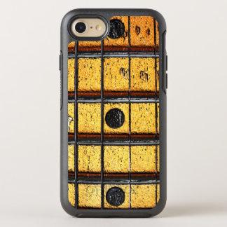 Cool Vintage Guitar Frets OtterBox Symmetry iPhone 8/7 Case