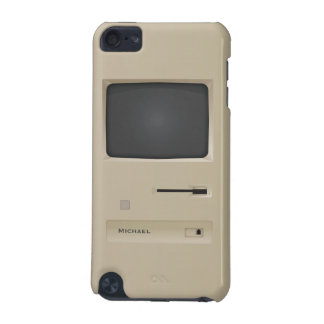 Cool Vintage Retro PC Computer iPod 5 Case