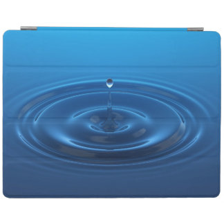 Cool Water Drop iPad Cover