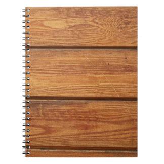 Cool Wood Notebooks