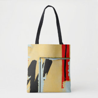Cool Worn Wall Paint Unique Tote Bag