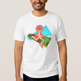Cool XC Cross Country Running Tee Shirt