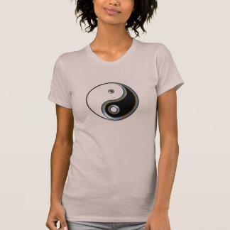Cool Yin Yang Symbol T Shirt