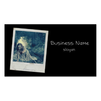 Cool Zombie Girl Double-Sided Standard Business Cards (Pack Of 100)